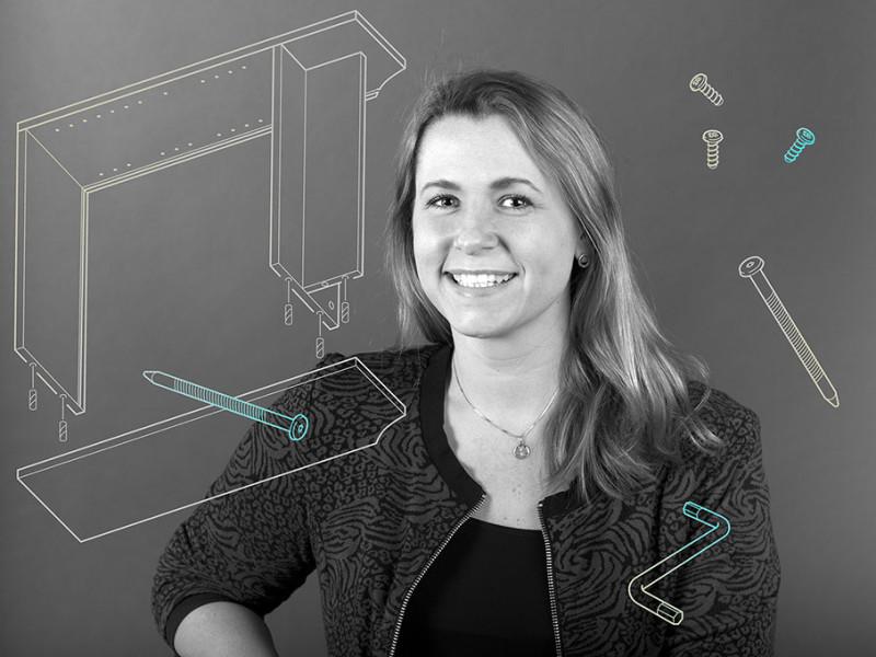 Anna-Klara Lindell, gruppchef IKEA
