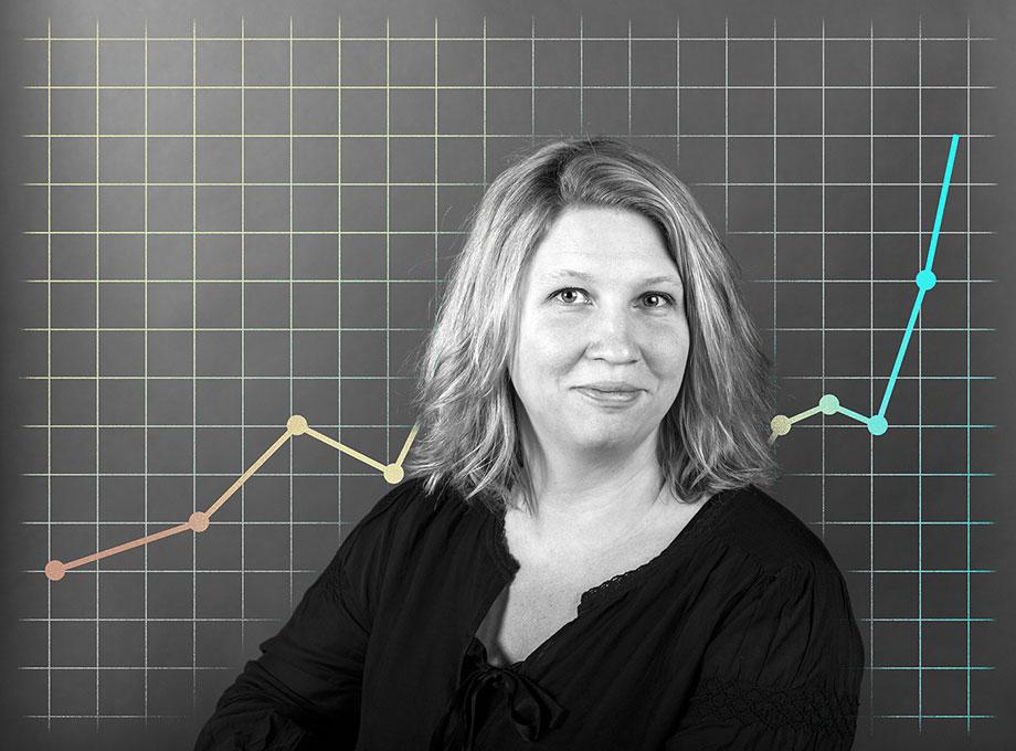 Anna Holm, regionchef Ung Företagsamhet