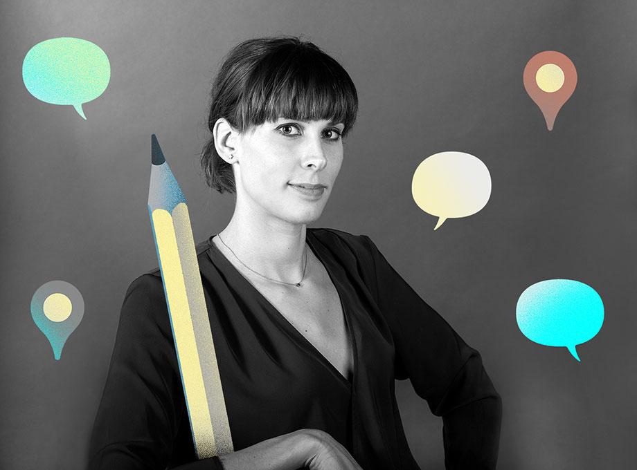 Ida Rydh, projektledare Identx