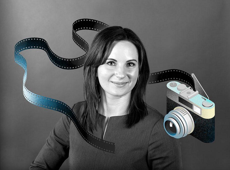 Maria Göransdotter Lindén, fd marknadschef Scandinavian Photo