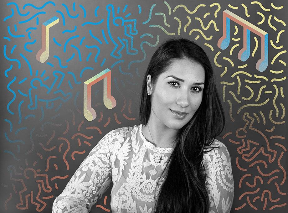Samantha Akdogan, ungdomsledare Underground