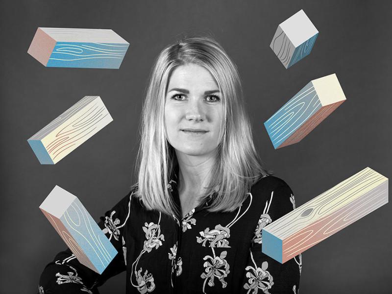 Sara Rudenstam, företagare Formbruket
