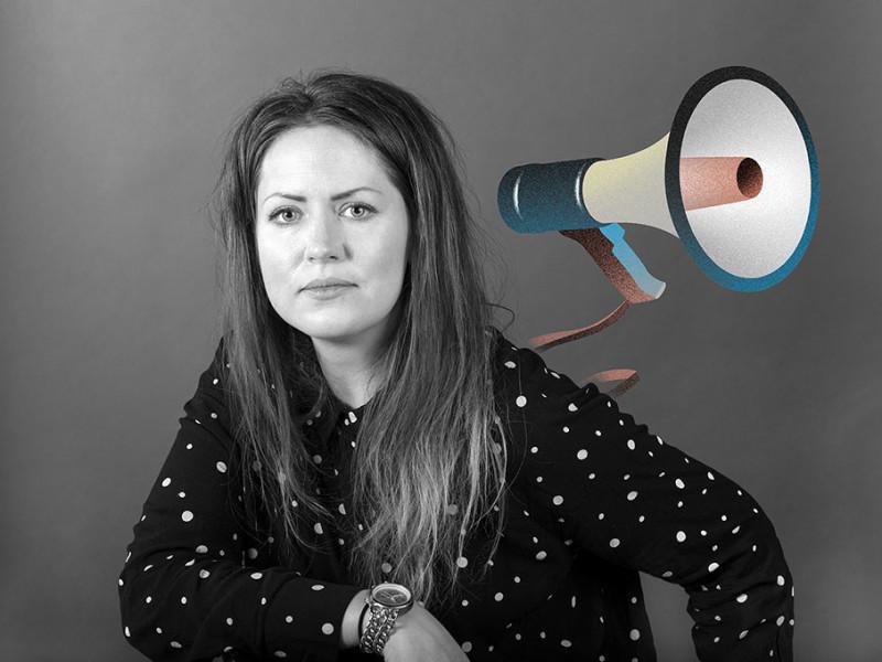 Tina Gardestrand, VD Citykoll
