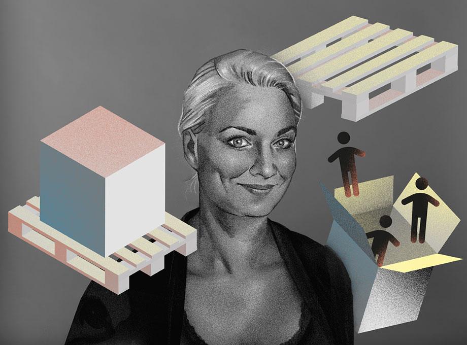 Angela Wiss, VD Insitepart