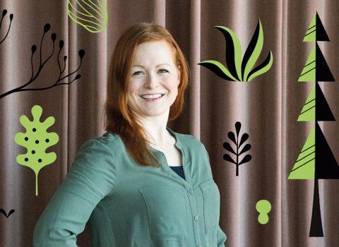 Charlotta Eneving, stf kommunikationschef Jordbruksverket