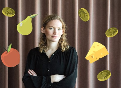 Emma Rundblad Jersenius, kassachef Citygross