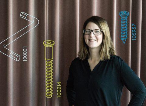 Eva Skogeryd, HR-chef IKEA Svenska