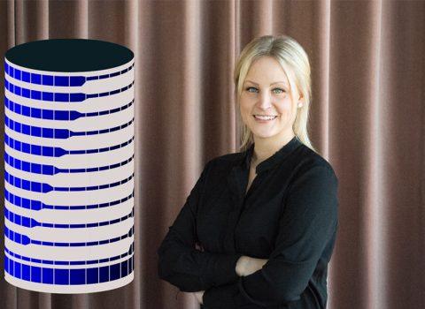 Evelina Hjalmarsson, platsansvarig FC-gruppen