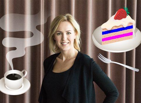 Johanna Wärnbring, ägare Bryggan Café