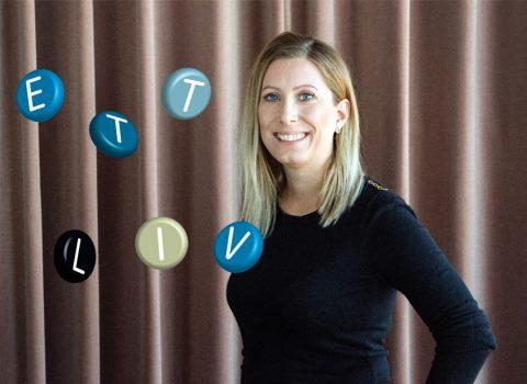 Linda Brevitz, supporterkommunikatör HV71
