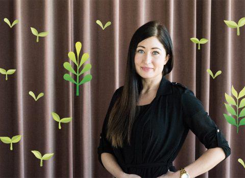 Linda Pålsson, projektledare Ung Företagsamhet