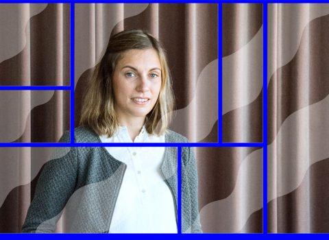 Lisa Skogman, platschef Ryds glas