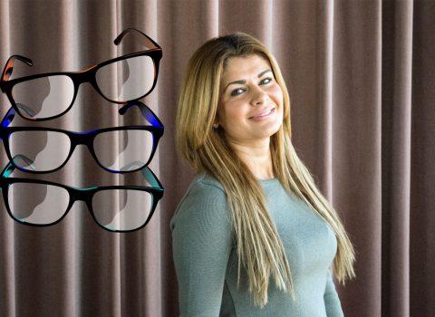 Liza Manestam, marknadschef Scandinavian Eyewear