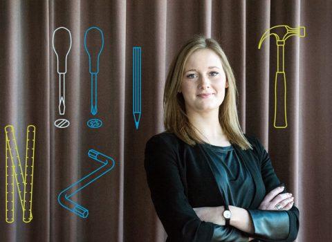 Maria Lindén, teamledare IKEA Svenska