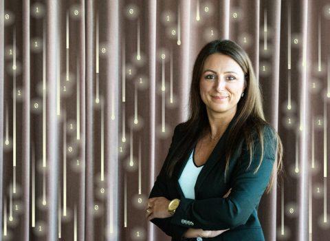Marina Brtan, avdelningschef IBM