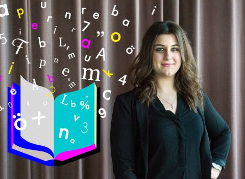 Michella Zayat, verksamhetsutvecklare ABF