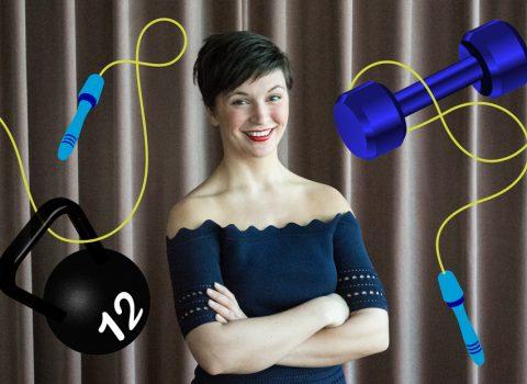 Petra Jonsson, regionchef Nordic Wellness
