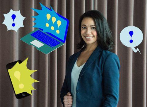 Sarah Sinclair, regional försäljningschef Schibsted