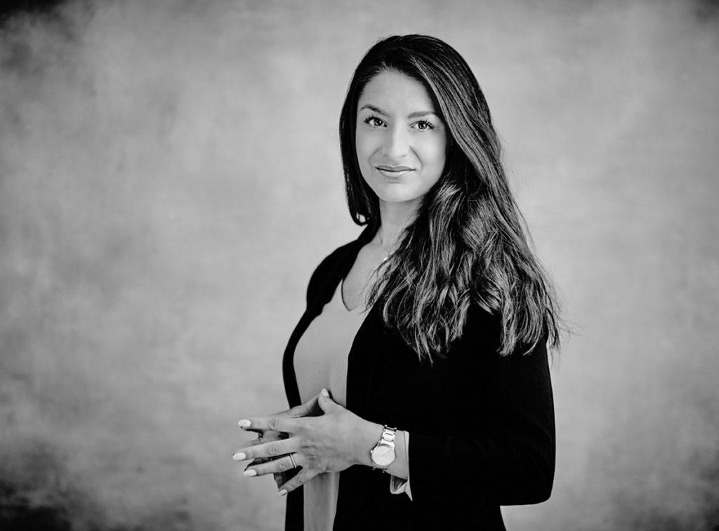 Årets unga ledande kvinna Alice Moradian