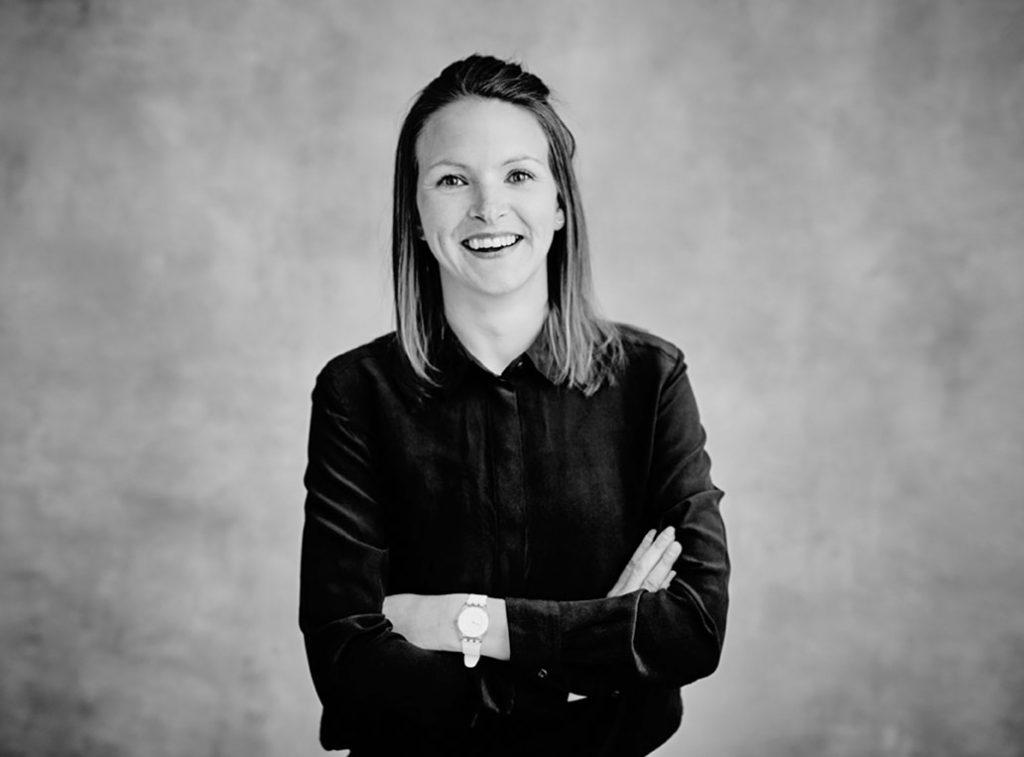 Årets unga ledande kvinna Cornelia Ekbladh