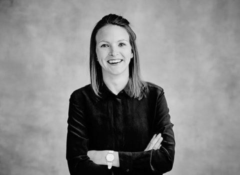 Cornelia Ekbladh, director product management Husqvarna