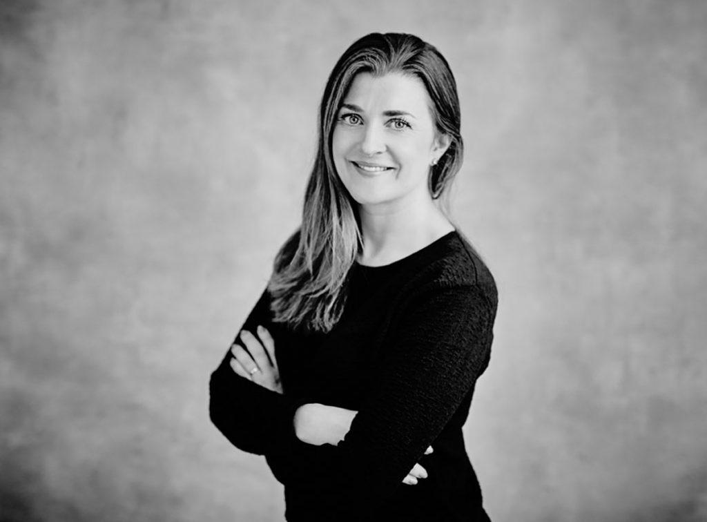 Årets unga ledande kvinna Emilia Sundberg