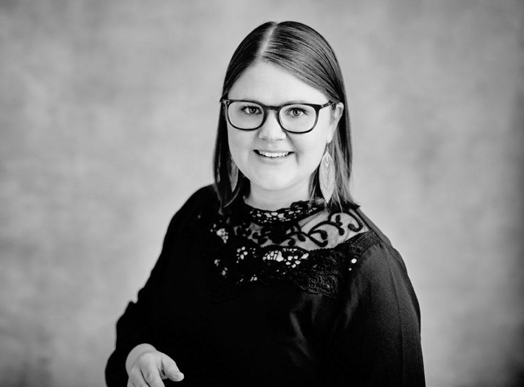 Årets unga ledande kvinna Emma Hult