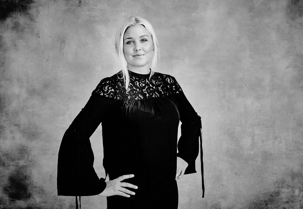 Årets unga ledande kvinna Filicia Björkman