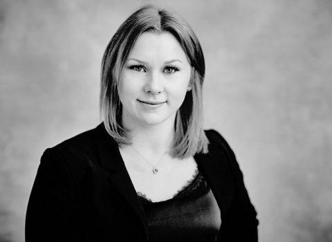 Linnea Wiberg, ordförande Jönköpings judoklubb