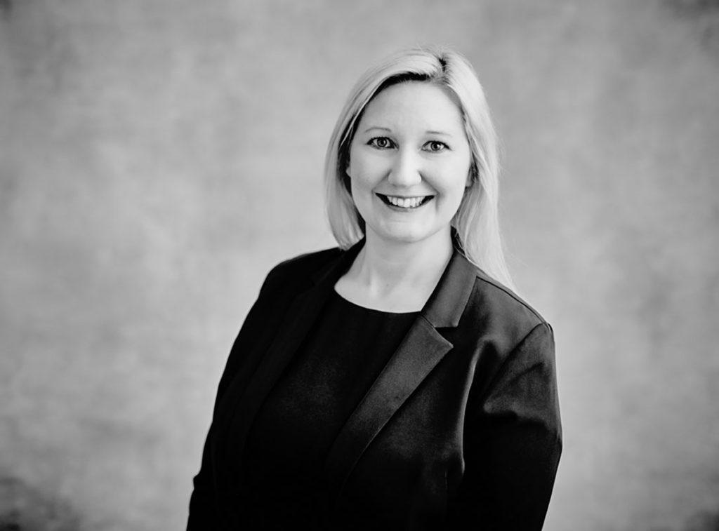 Årets unga ledande kvinna Lisa Bjurén
