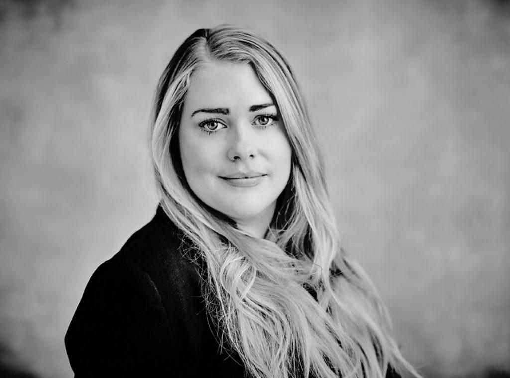 Årets unga ledande kvinna Lisa Engström