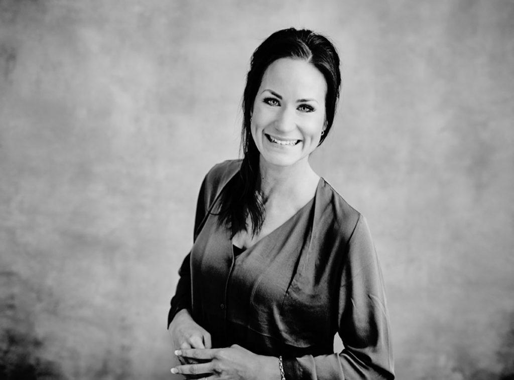 Årets unga ledande kvinna Madeleine Linderberg