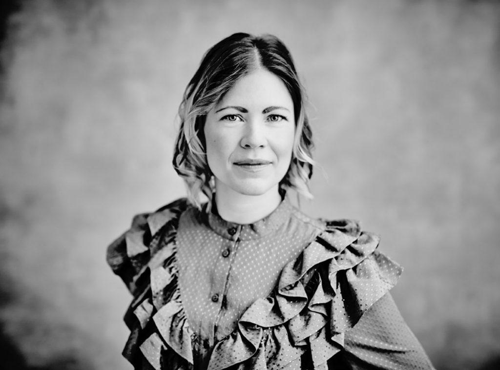 Årets unga ledande kvinna Maja Laveklint