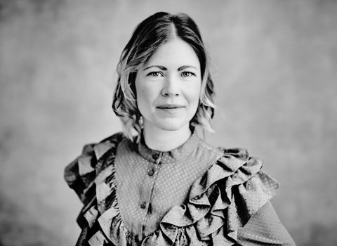 Maja Laveklint, ljusplaneringschef Fagerhult