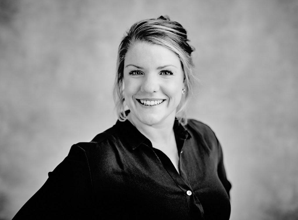Årets unga ledande kvinna Maja Wixe