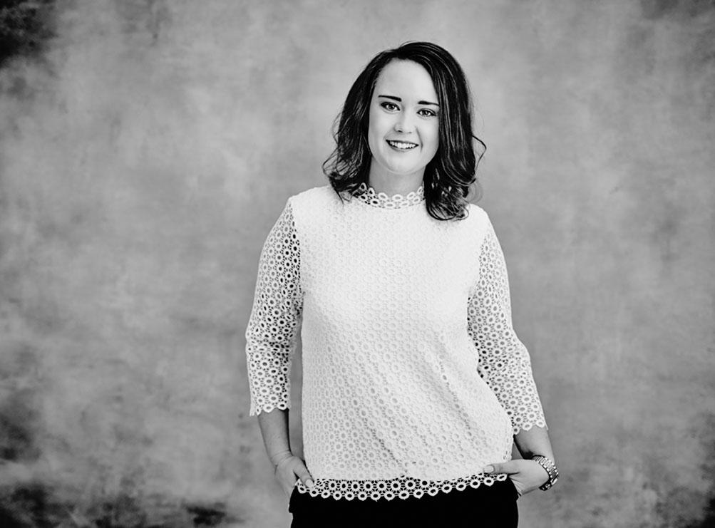Årets unga ledande kvinna Matilda Ekman