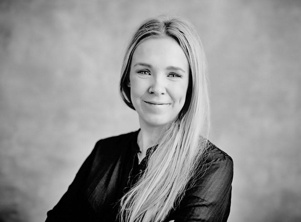 Årets unga ledande kvinna Paulina Källström