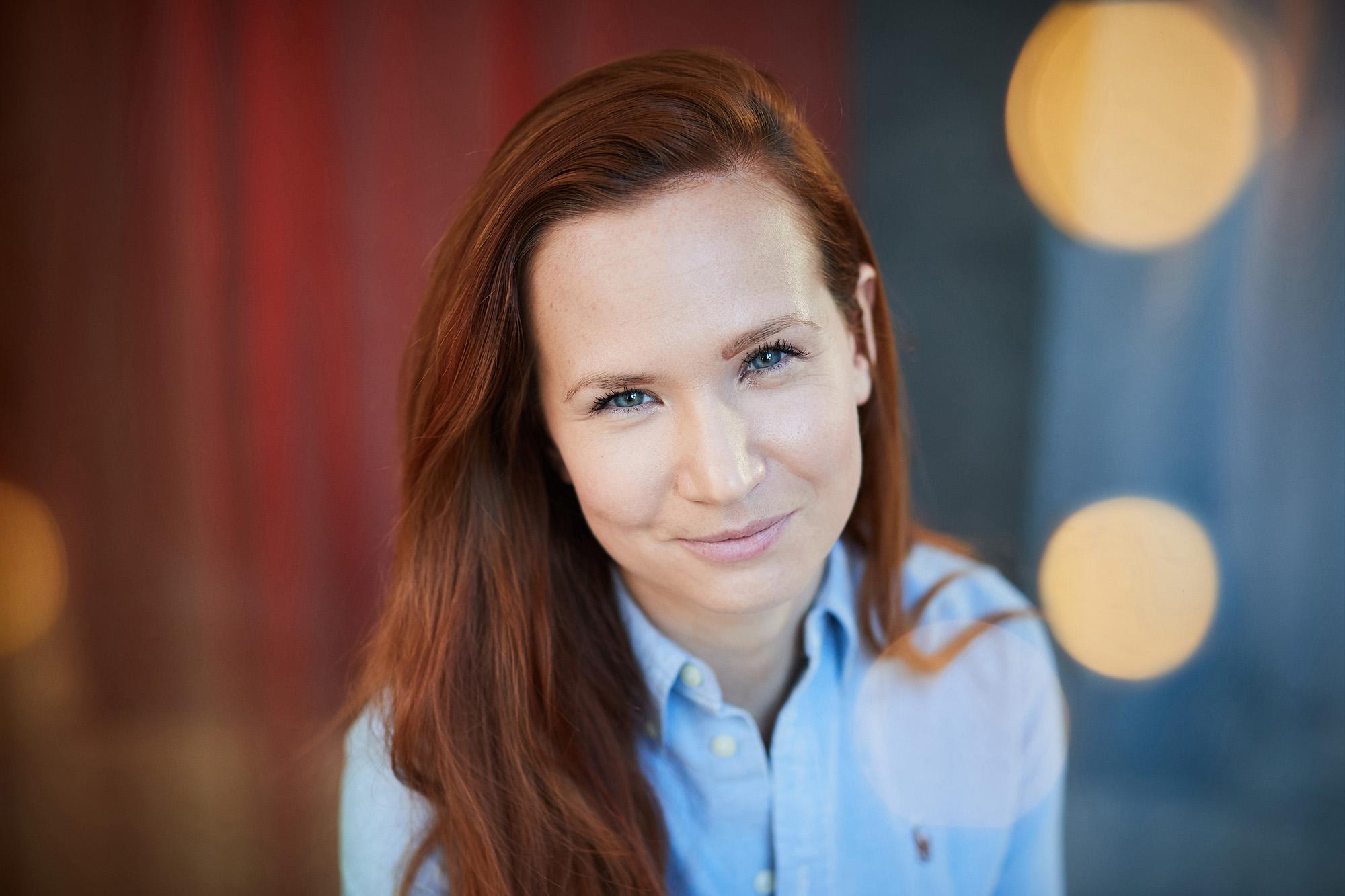 Louise Lo Larsson